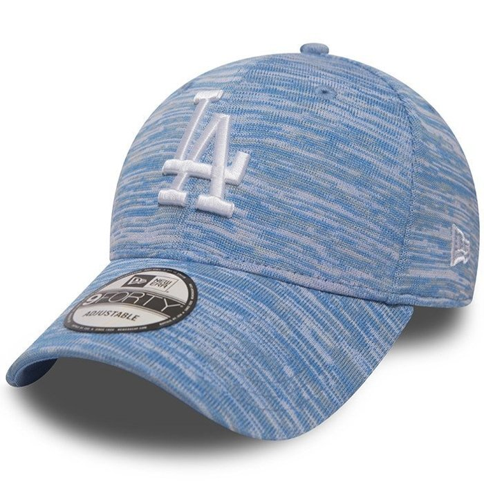Czapka New Era 9Forty LA Dodgers Engineered Fit Light Royal/White