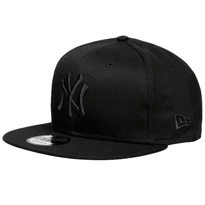 Czapka New Era NY Yankees Snapback BOB Black On Black
