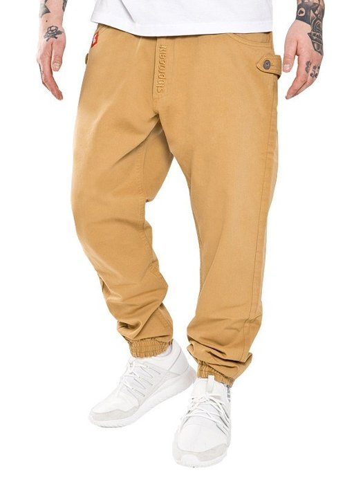 Spodnie Stoprocent Jogger Traveler Canvas Honey SS17