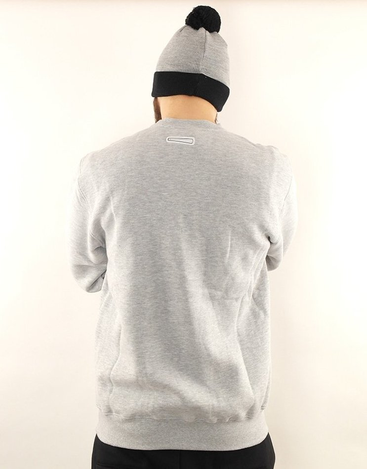 Bluza Mass Dnm We Weed You Grey FW15